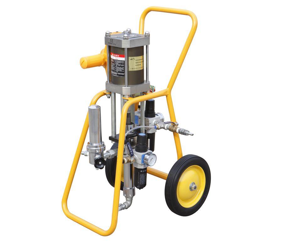 Пневматический окрасочный аппарат HYVST GAS 30 безвоздушный в аренду
